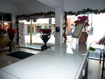 Hotel Bajo el Volcan - фото 5