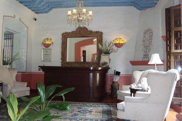 Hotel Boutique & Restaurant Casa de Campo - фото 10