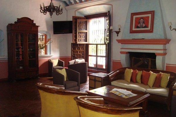Hotel Boutique & Restaurant Casa de Campo - фото 11