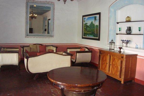 Hotel Boutique & Restaurant Casa de Campo - фото 16
