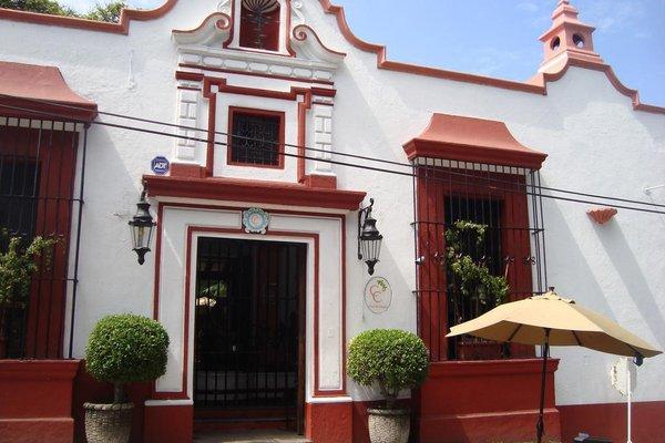 Hotel Boutique & Restaurant Casa de Campo - фото 22