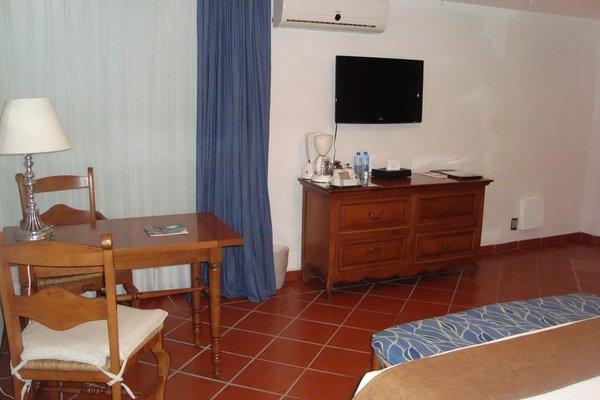 Hotel Boutique & Restaurant Casa de Campo - фото 8
