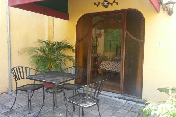 Hotel Antigua Posada - фото 15