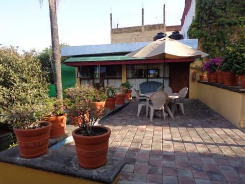 Hotel Antigua Posada - фото 16