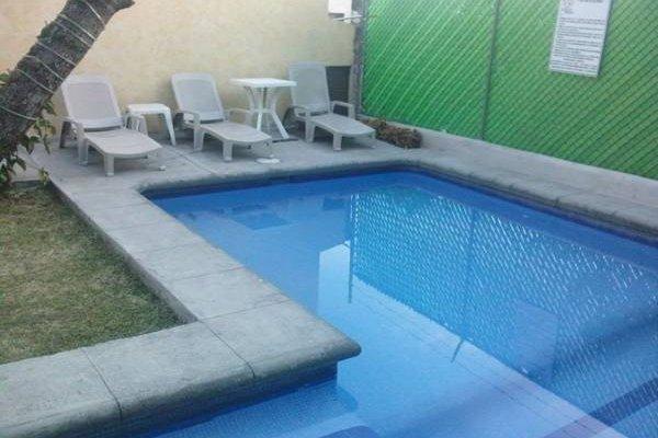 Hotel Antigua Posada - фото 17