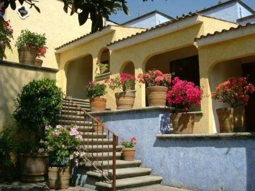 Hotel Antigua Posada - фото 21