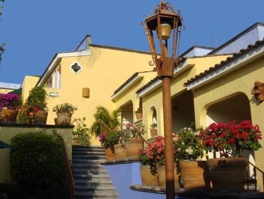 Hotel Antigua Posada - фото 23