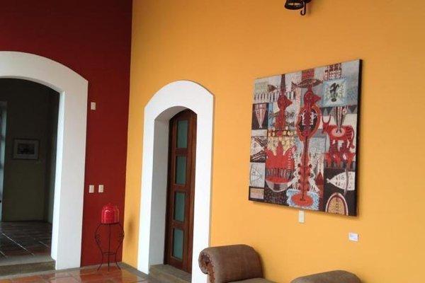 Hotel Boutique Hacienda del Gobernador - фото 14