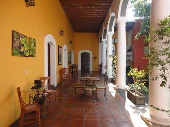 Hotel Boutique Hacienda del Gobernador - фото 15