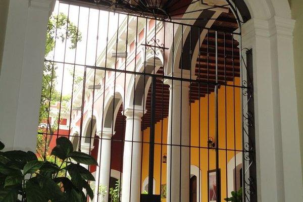 Hotel Boutique Hacienda del Gobernador - фото 20