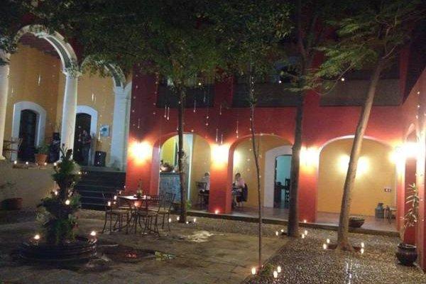 Hotel Boutique Hacienda del Gobernador - фото 21