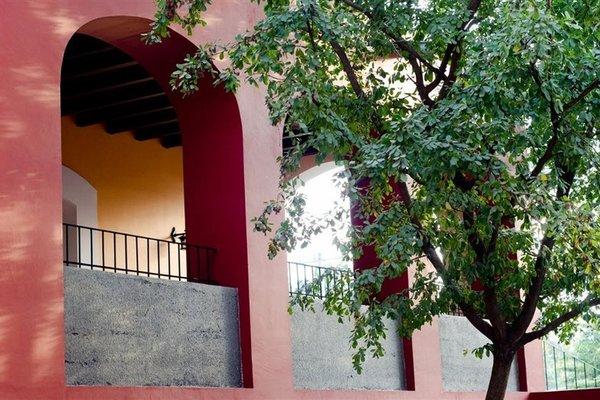 Hotel Boutique Hacienda del Gobernador - фото 23