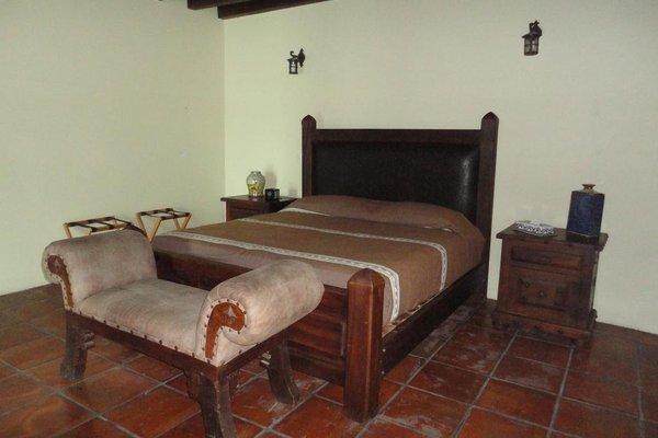 Hotel Boutique Hacienda del Gobernador - фото 4