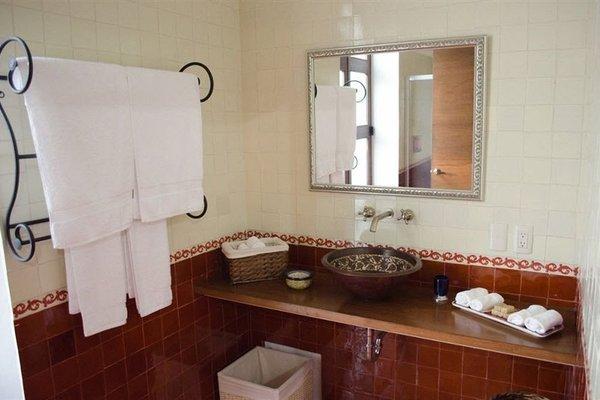 Hotel Boutique Hacienda del Gobernador - фото 7