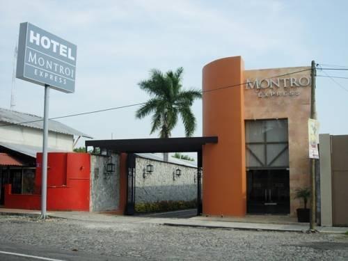 Hotel Montroi Express - фото 23