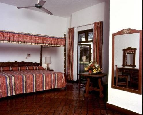 Гостиница «Hacienda», Кокойок