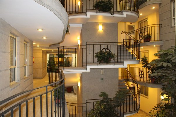 Suites Obelisk - фото 15