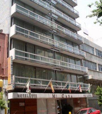 Suites Mi Casa - фото 22