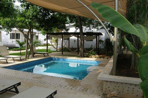 Hotel Villas Bambu - фото 17