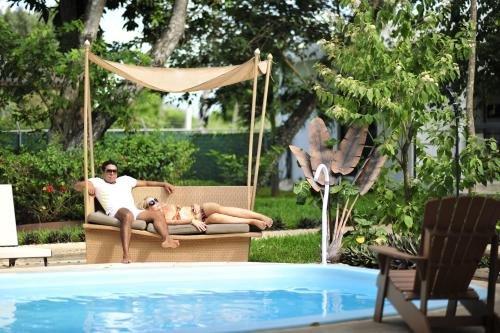 Hotel Villas Bambu - фото 21