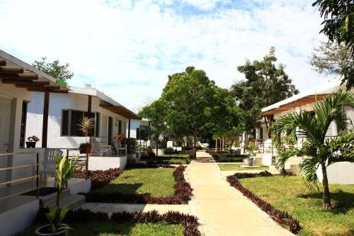 Hotel Villas Bambu - фото 22
