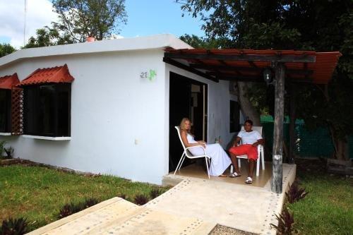 Hotel Villas Bambu - фото 23