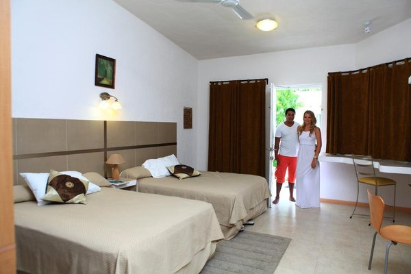 Hotel Villas Bambu - фото 3