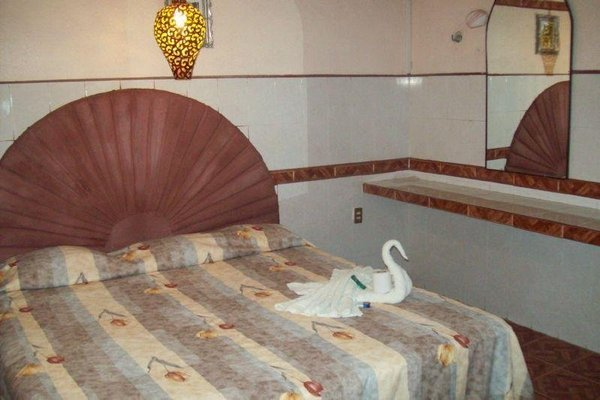 Hotel Real Azteca - фото 5