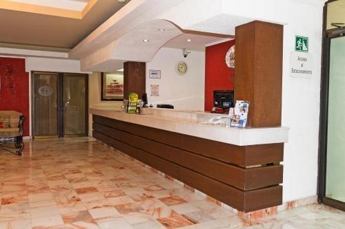 Hotel del Paseo Campeche - фото 16