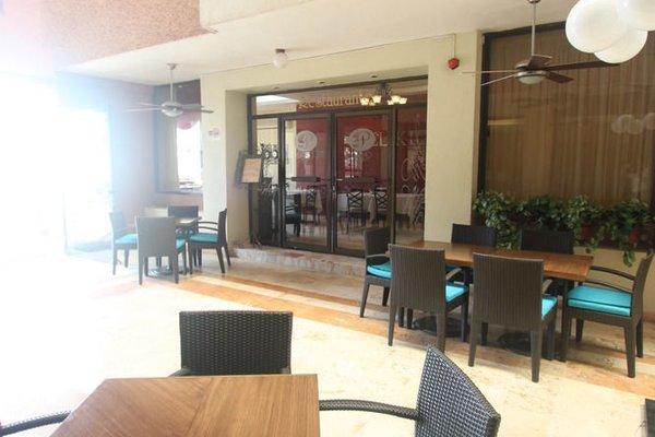 Hotel del Paseo Campeche - фото 19