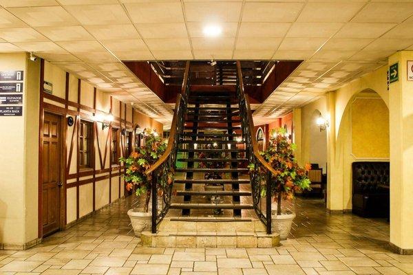 Hotel La Mansion Suiza - фото 17