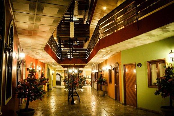 Hotel La Mansion Suiza - фото 18