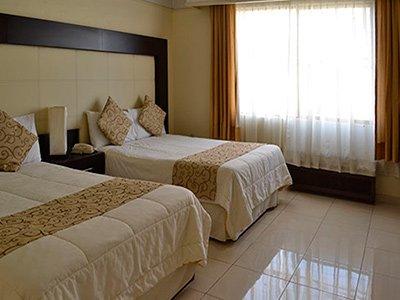 Hotel Inn Galerias - фото 1