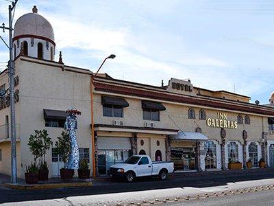 Hotel Inn Galerias - фото 21