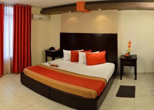 Hotel Elizabeth Ciudad Deportiva - фото 1