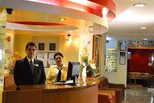 Hotel Elizabeth Ciudad Deportiva - фото 15