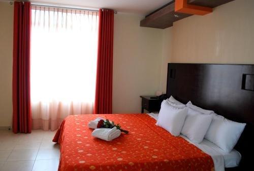 Hotel Elizabeth Ciudad Deportiva - фото 2