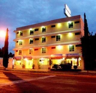 Hotel Elizabeth Ciudad Deportiva - фото 21