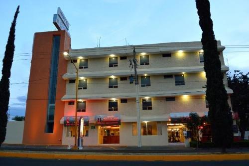 Hotel Elizabeth Ciudad Deportiva - фото 22