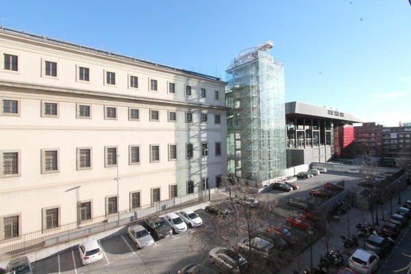 Apartamento El Museo Deco - фото 16
