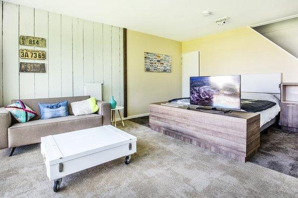 Hotel De Zeeuwse Stromen - фото 6