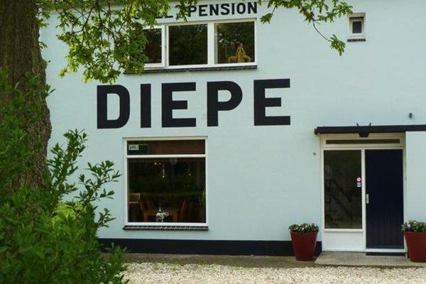 Hotel/Pension Diepe - фото 23