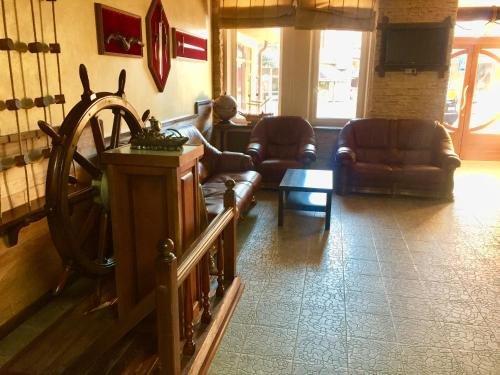 Отель Корсар - фото 13