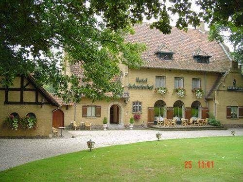 Hotel Landgoed Schoutenhof - фото 23