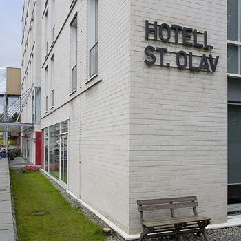 Hotel St. Olav - фото 22