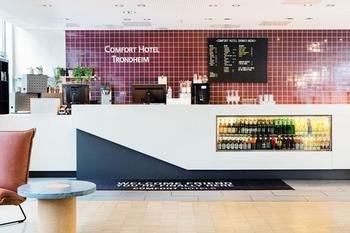 Comfort Hotel Trondheim - фото 14