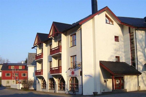 Lofoten Suitehotel - фото 23