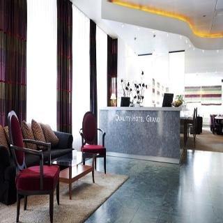 Quality Hotel Grand Steinkjer - фото 10
