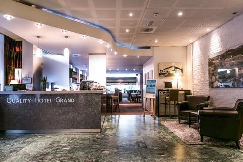 Quality Hotel Grand Steinkjer - фото 17