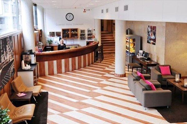 Comfort Hotel Stavanger - фото 16